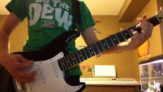 Kutless - Draw Me Close (Guitar Cover)
