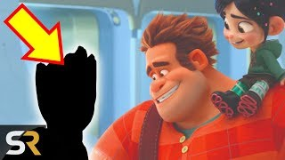 There's A Big Marvel Cameo In Ralph Breaks The Internet