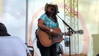 Terri Clark, A Medley of Hits, CMAFest 2014