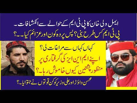 Aimal Wali Khan Disclosed Much About  PTM