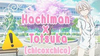 Hachiman Hikigaya  - (My Youth Romantic Comedy Is Wrong, As I Expected) - Hachiman x Totsuka momentos chicoxchico(NOMBRE EN LA DESCRIPCIÓN!!!)