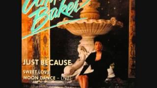 Anita Baker -  Moon Dance