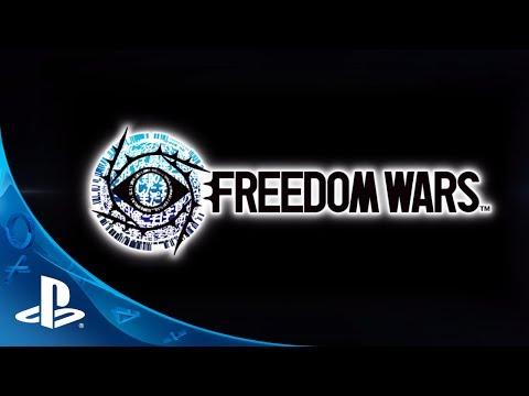 Видео № 2 из игры Freedom Wars (Б/У) [PS Vita]
