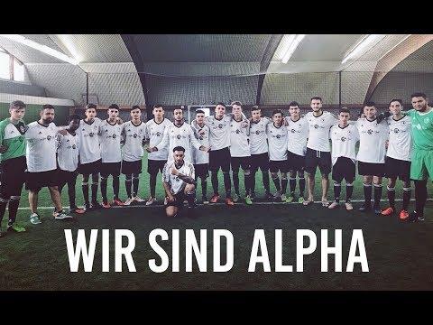 Seyed - Kicken mit den Jungs von Schwarz-Weiß Köln - WIR SIND ALPHA