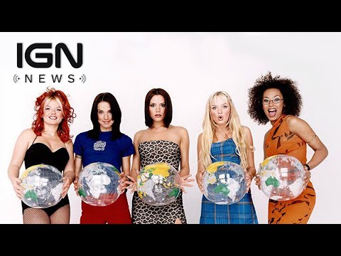 The Spice Girls Are Reportedly Making an Animated Superhero Movie - IGN News