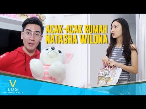 ACAK ACAK RUMAH NATASHA WILONA!!!!