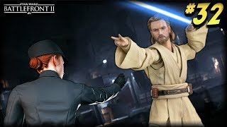 Star Wars Battlefront 2 - Funny Moments #32 (OBI WAN HELLO THERE!)