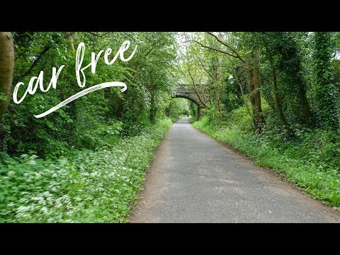 Cycling Car Free Bath to Bristol