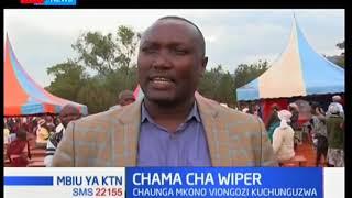 Chama cha Wiper chaunga mkono wito la Rais Uhuru la kupigana na ufisadi