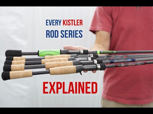 Every Kistler Rod Series Explained