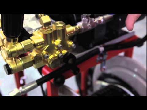 Product Overview - KJ 1750 Jetter