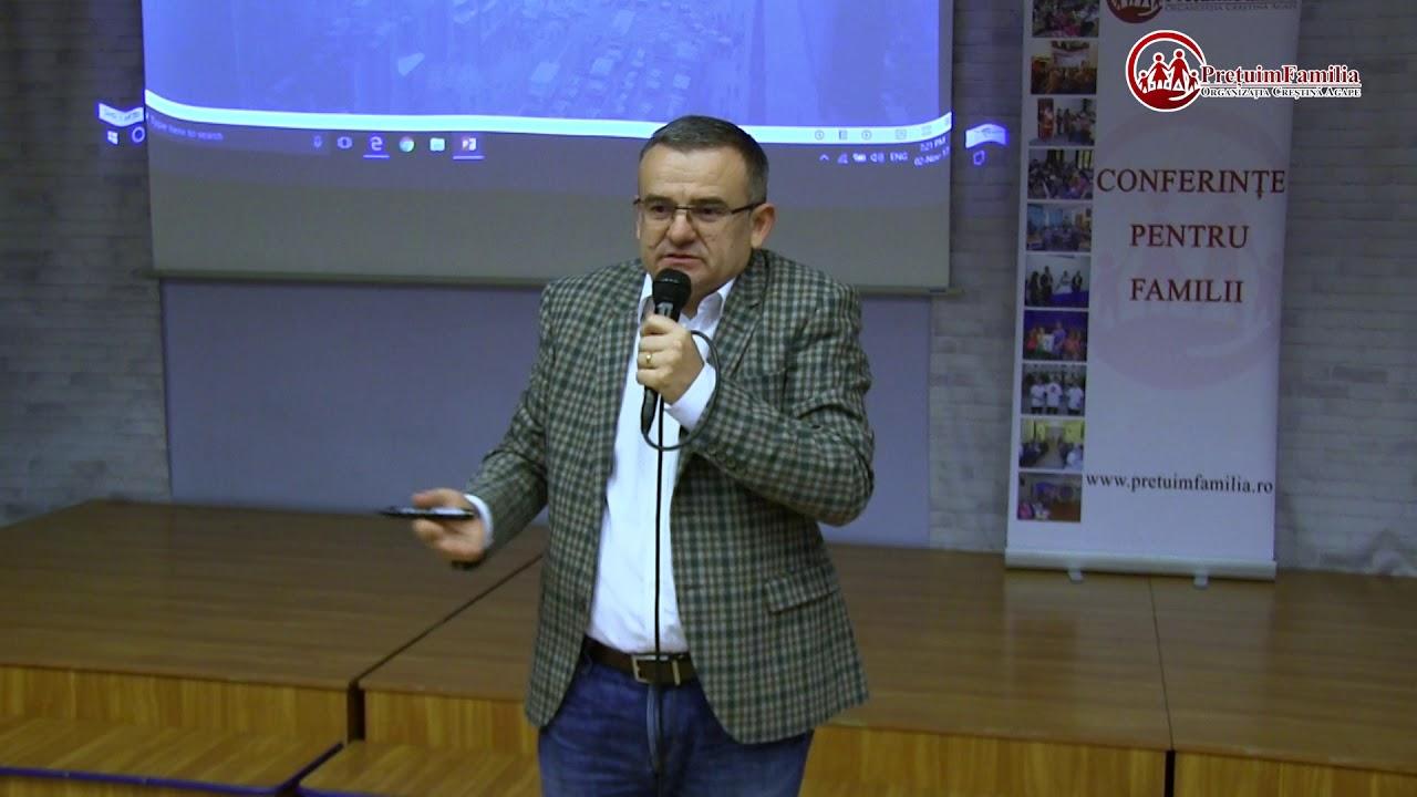 Eusebiu Burcaș - Gestionarea inteligentă a banilor în familie