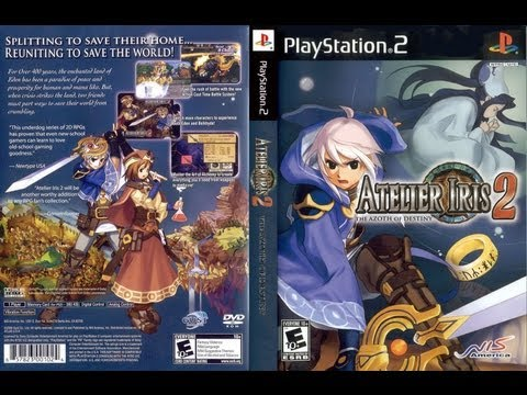 Atelier Lilie Plus Playstation 2
