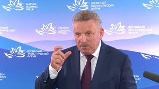 Губернатор подвел итоги участия делегации региона в III ВЭФ