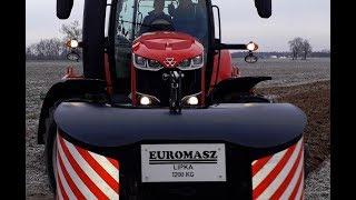 Massey Ferguson 7714S   Pokaz DEMO   Euromasz Lipka