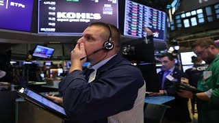 Market closes down 600 points as stocks continue to sell off