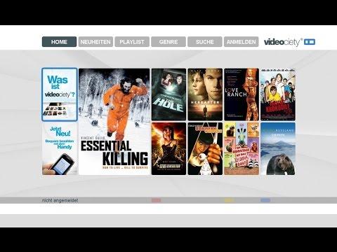 Videociety - Video onDemand (3D Filme) für alle!