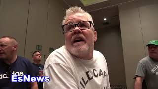 Freddie Roach Who Can Be Next For Pacquiao Gives Manny & Buboy Props On Win