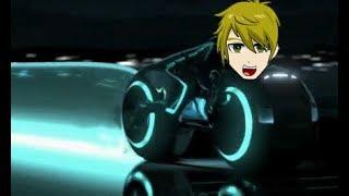 Neon Rider - Tron?