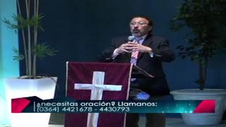 preview picture of video 'Apóstol Cesar Oviedo   Todo ayuda a bien 17 08 14'