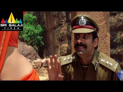 Vikramarkudu Movie Attili and Anushka Comedy   Ravi Teja, Anushka   Sri Balaji Video