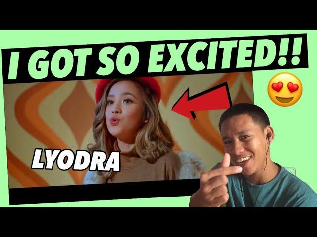 Lyodra Gemintang Hatiku Official Music Video Reaction