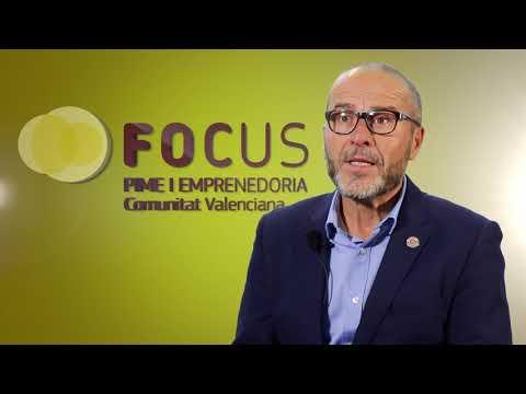 Pedro Sempere de Salesianos Elche, en #Focuspyme Alicante 2018[;;;][;;;]