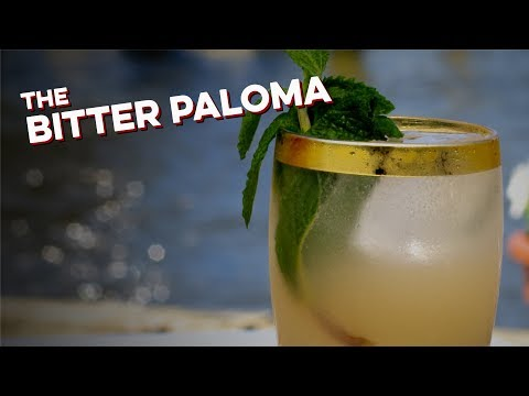 How to Drink: Bitter Paloma