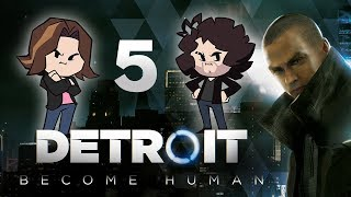 Detroit: The Scene of The Crime - PART 5 - Game Grumps