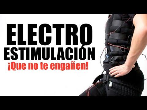 ELECTROESTIMULACIÓN: ¡QUE NO TE ENGAÑEN!