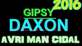 GIPSY DAXON AVRI MAN CIDAL 2016
