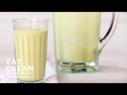 Video 4 Delicious and Healthy Avocado Recipes - Eat Clean with Shira Bocar