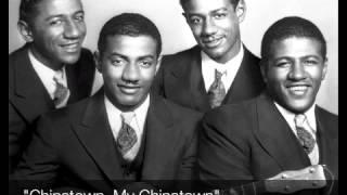 "The Mills Brothers - ""Chinatown, My Chinatown"""