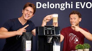 Delonghi Perfecta Evo ESAM Kaffeevollautomat im Test | Espresso, Kaffee, Cappuccino und Latte