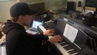 Talib Kweli Hi-Tek Some Kind of Wonderful Piano Cover Reflection Eternal