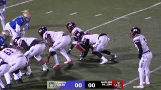 Varsity Football Round One vs. White Hall