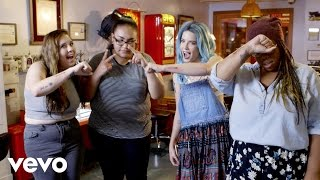 Halsey - Matching Tattoos with Fans (Vevo LIFT)