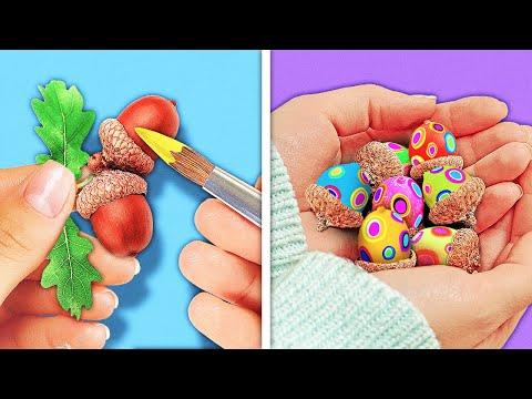 17 ideias criativas e fáceis
