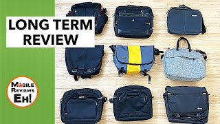 The BEST Laptop Bags - 9 Bags Reviewed + BUYERS Guide!