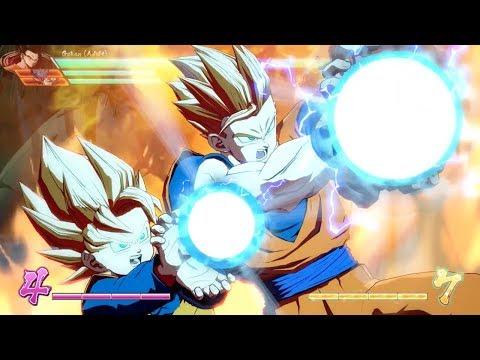 DRAGON BALL FighterZ - Gohan (Adult) Character Breakdown  de Dragon Ball FighterZ