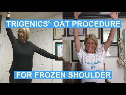 Registered nurse from the Philadelphia area gets her shoulder back!