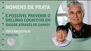 71 – É possível prevenir o declínio cognitivo em idosos através dos games? – Fabio Ota
