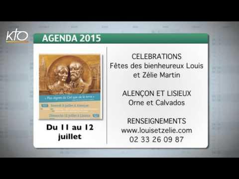 Agenda du 10 juillet 2015