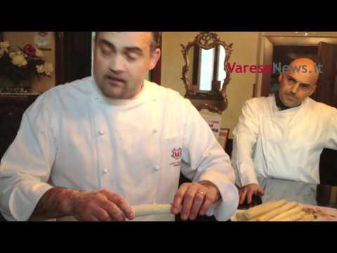 """L'asparago di Cantello fa """"crok"""""""