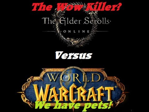 TESO: Tamriel Unlimited & World of Warcraft: Warlords of Draenor