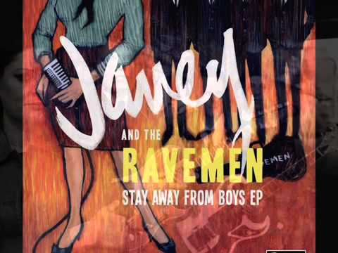 Janey and the Ravemen Japanese E.P.