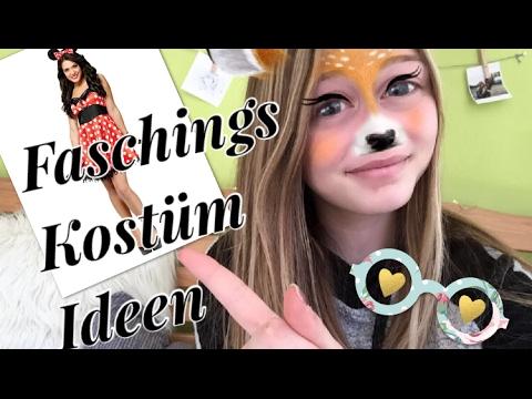 Faschings-KOSTÜM-Ideen für Mädchen UND Jungen🔥🎉 |Sopl