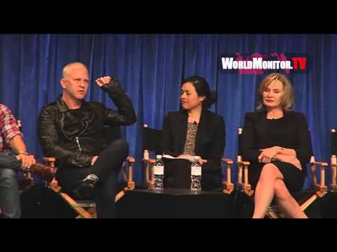 American Horror Story - Season 3 - Full PaleyFest 2013 Panel Video [US Only]
