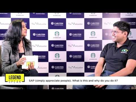 A fireside chat with Peyush Bansal, co founder Lenskart