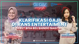 Livia Junita Klarifikasi soal Gaji RANS Entertaiment yang Disebut Bisa Beli Bando Nagita Slavina